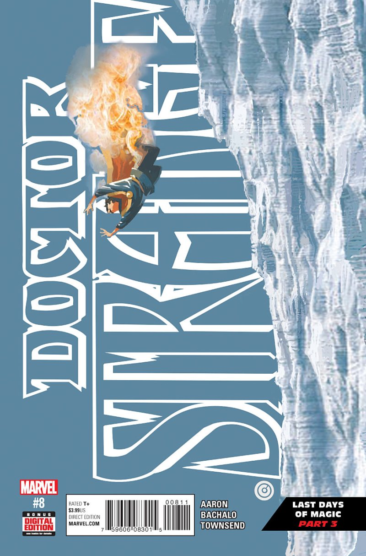 Doctor Strange #8 Cover
