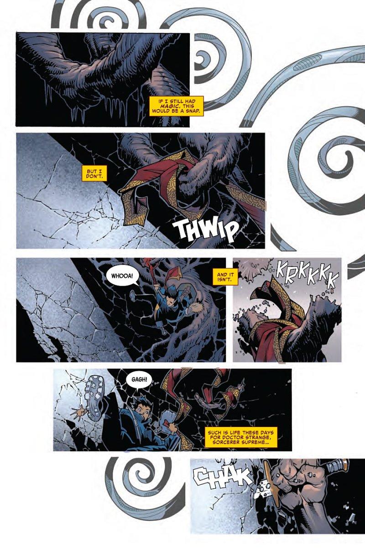 Doctor Strange #8 Page 2