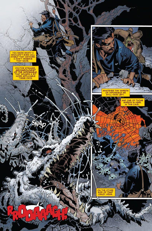 Doctor Strange #8 Page 3
