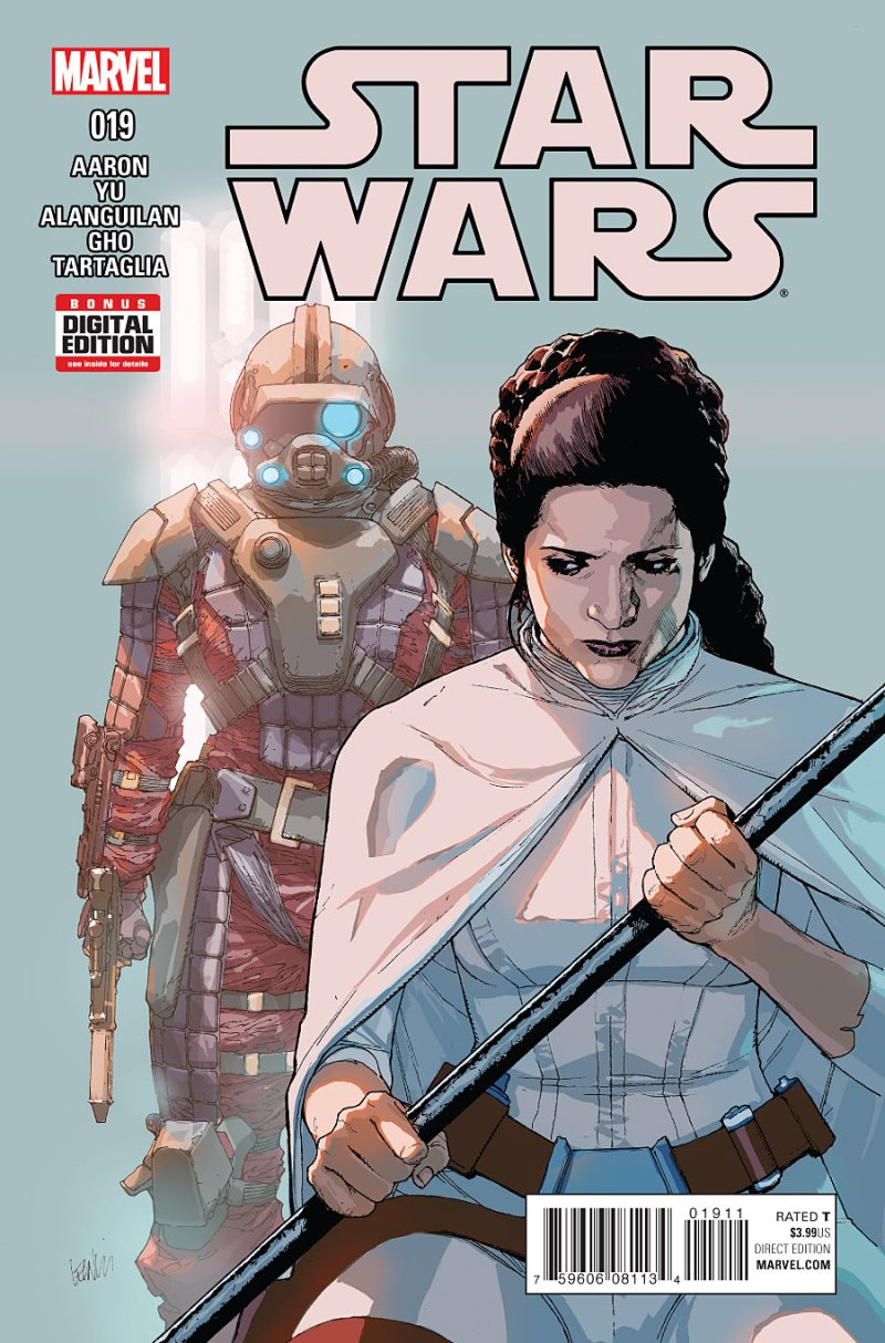 Star Wars #19 Cover