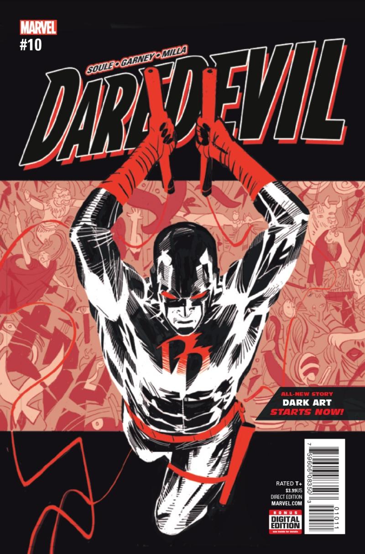 Daredevil #10 Cover