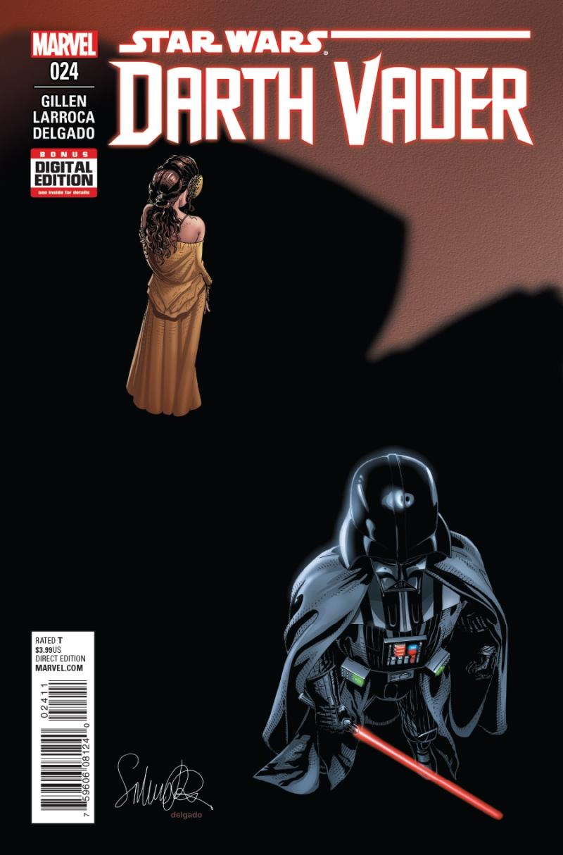 Darth Vader #24 Cover