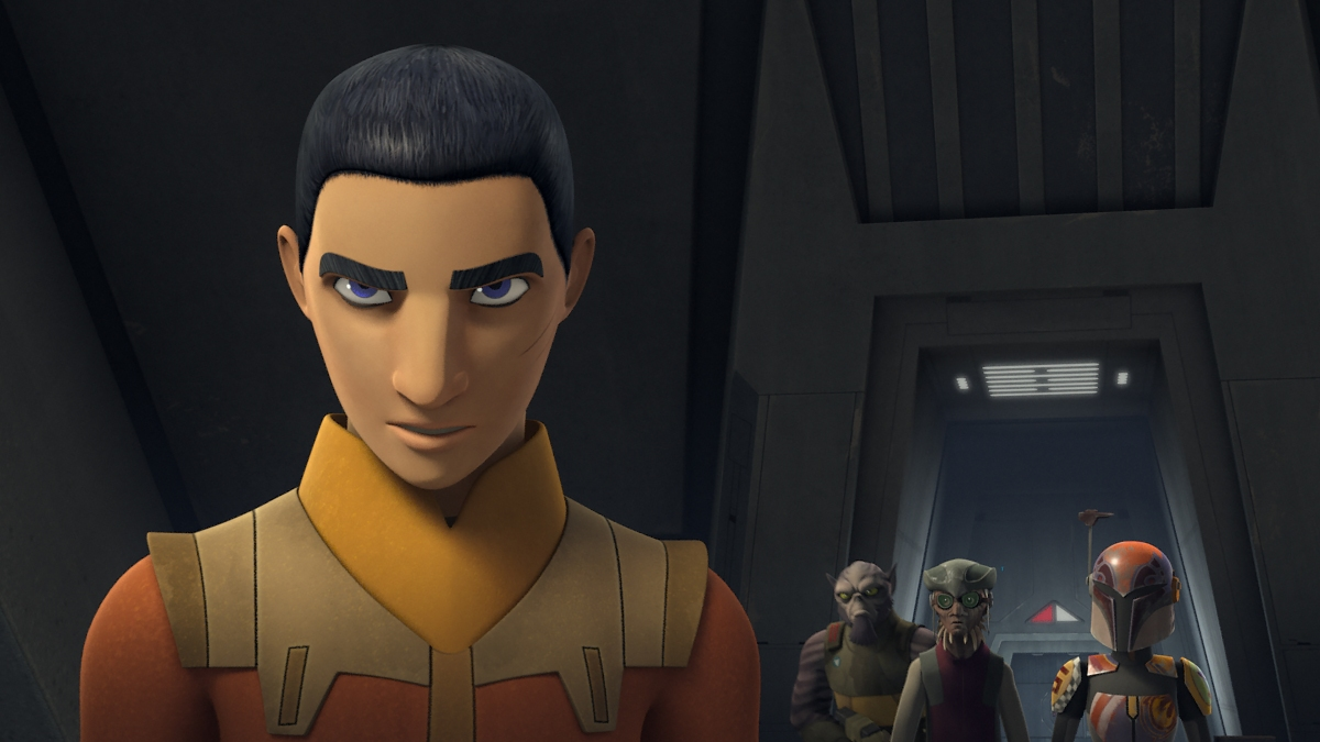 star wars rebels season 2 premiere date Star Wars Rebels Season 2 Gets ...