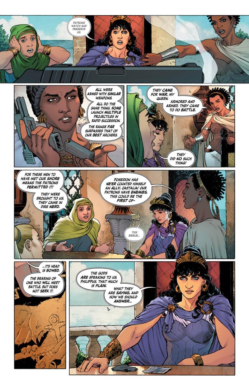 Wonder Woman #4 Page 3