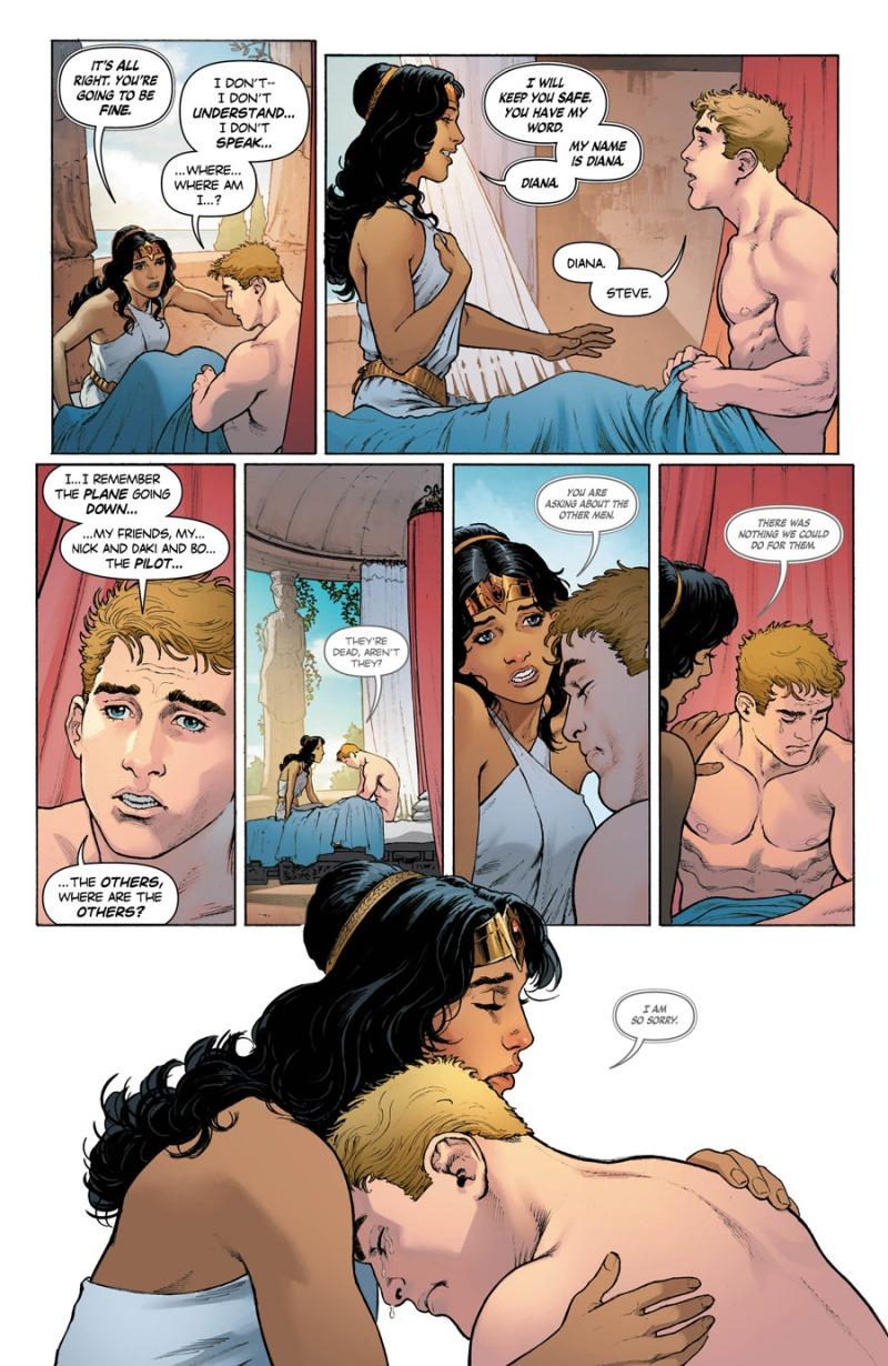 Wonder Woman #4 Page 5